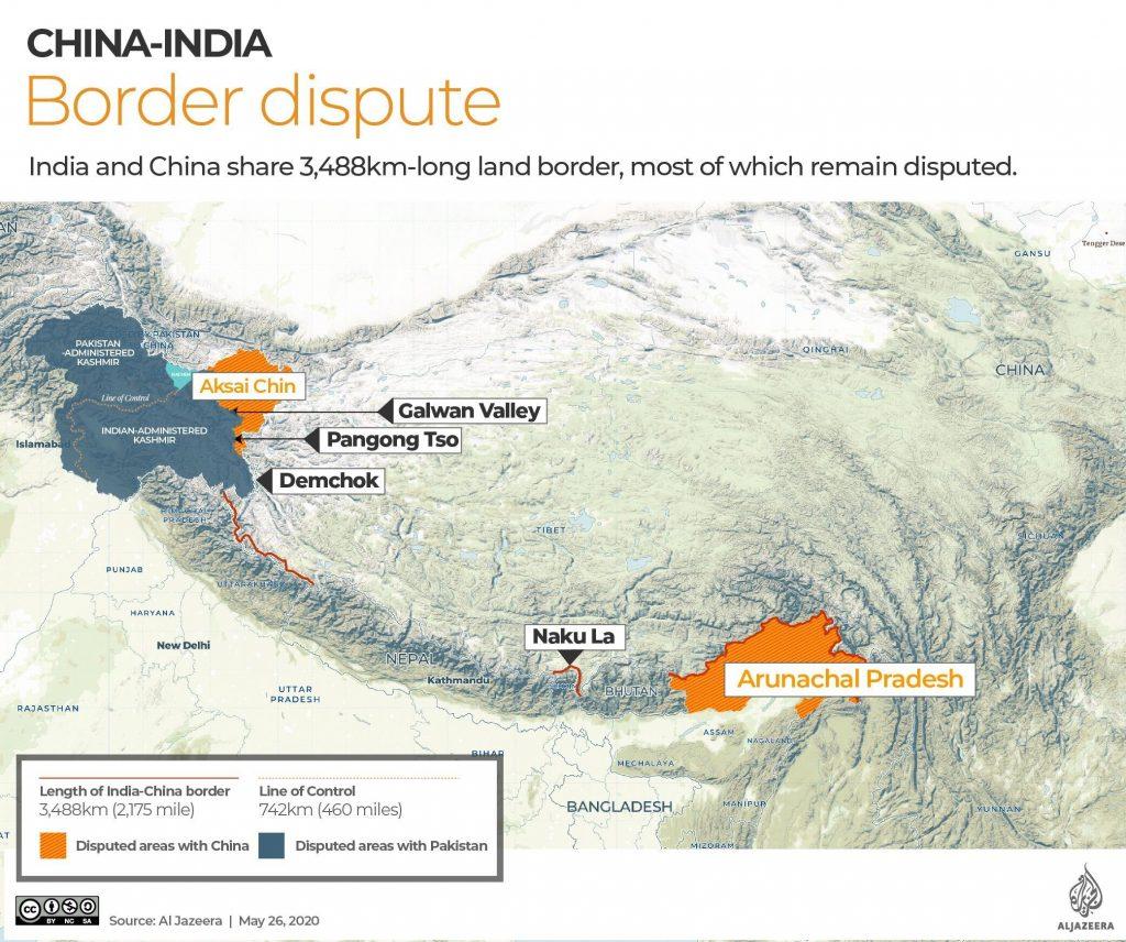 India china border clashes at ladakh